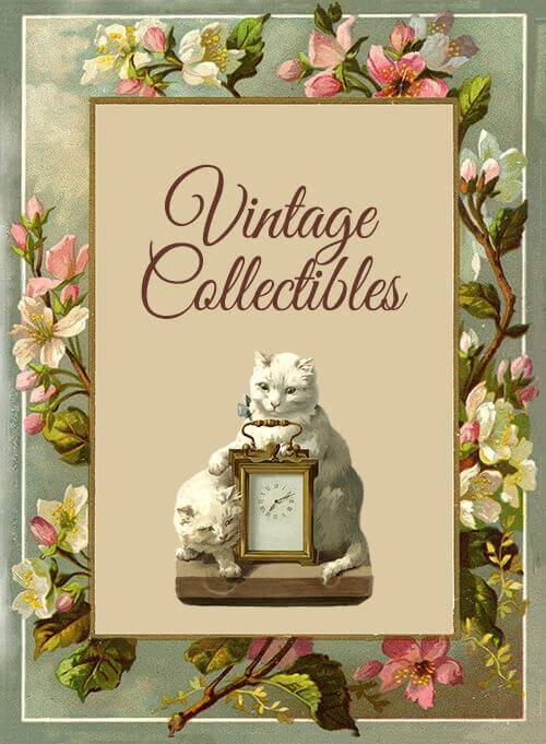 Shopping Online for Vintage Collectibles from Your Vintage Friends